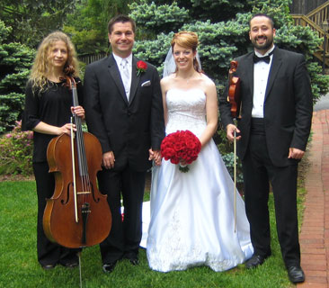 Pennsylvania String Ensemble, Bethlehem PA, string music, eastern PA,  string quartet, Poconos, wedding music, violin music, PA musical events