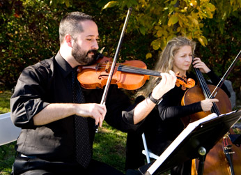 Pennsylvania String Ensemble, wedding string music, Stroudsmoor Country Inn, Stroudsburg PA, Allentown PA, eastern PA, string quartet, wedding music, violin music, musical events