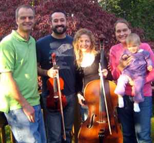 Pennsylvania String Ensemble, musical events, string music, eastern PA, Stroudsburg PA, Allentown PA, Bethlehem PA, string quartet, wedding music, violin music