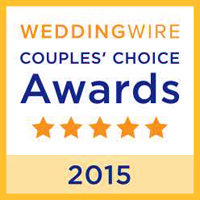 Penn Strings wins Wedding Wire's 2015 Couple's Choice Award for Wedding Ceremony Music